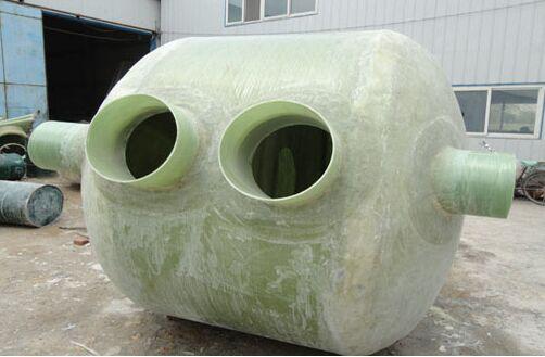 xin农村改造2立方化粪池